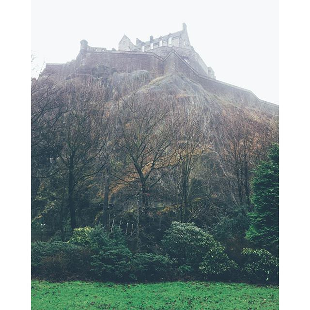 Elopements in Scotland are brilliant. #vscocam #mytinyatlas #edinburgh